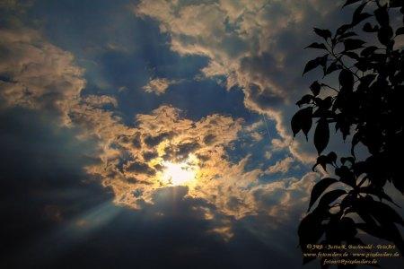 Himmlisches Lichtspiel